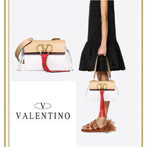 VALENTINO Casual Style Street Style Leather Home Party Ideas