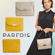 PARFOIS Casual Style 2WAY Clutches