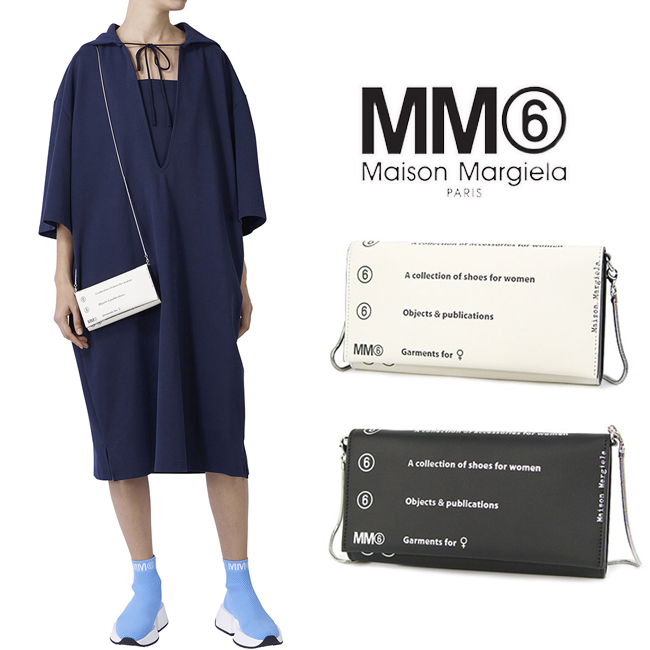 shop mm6 maison margiela wallets & card holders
