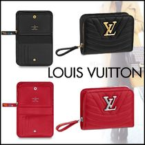 Louis Vuitton Other Check Patterns Blended Fabrics Bi-color Leather