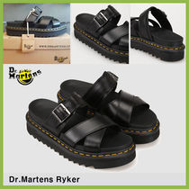 Dr Martens Leather Sandals