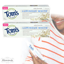 Tom's of Maine Tooth Pastes