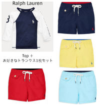 Ralph Lauren Baby Girl Swimwear