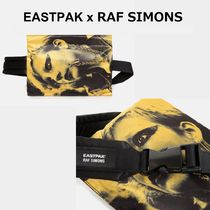 RAF SIMONS Unisex Street Style Collaboration 2WAY Hip Packs