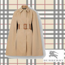 Burberry Unisex Plain Medium Ponchos & Capes