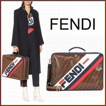 FENDI Unisex 1-3 Days Carry-on Luggage & Travel Bags