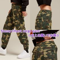 STUSSY Camouflage Bottoms