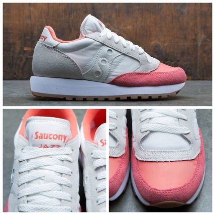 SAUCONY JAZZ 2019 SS Street Style Low Top Sneakers