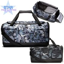 Nike Flower Patterns Camouflage Unisex A4 2WAY Boston Bags