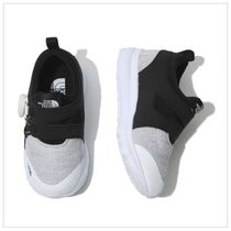THE NORTH FACE Street Style Kids Girl Sneakers