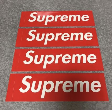 Supreme Unisex Street Style Mens