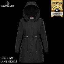 MONCLER ANTHEMIS Trench Coats