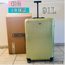 RIMOWA SALSA AIR Unisex Over 7 Days TSA Lock Luggage & Travel Bags