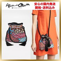 Alice+Olivia Casual Style Purses Shoulder Bags