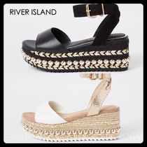 River Island Blended Fabrics Shoes