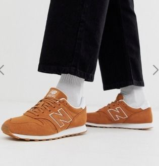 New Balance 373 2019 20AW Suede Sneakers