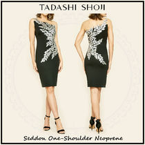 TADASHI SHOJI Tight Sleeveless Medium Dresses