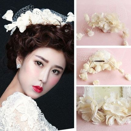 Plain Lace Wedding Accessories