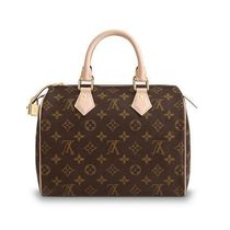 Louis Vuitton MONOGRAM Monogram Leather Boston & Duffles