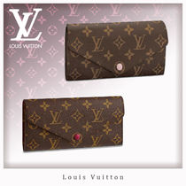 Louis Vuitton MONOGRAM Monogram Canvas Long Wallets