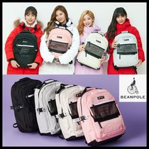 BEAN POLE Casual Style Street Style Backpacks
