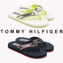 Tommy Hilfiger Unisex Street Style Shower Shoes Shower Sandals