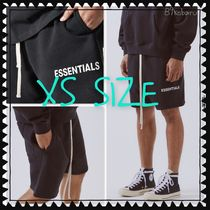 FEAR OF GOD ESSENTIALS Unisex Street Style Oversized Shorts