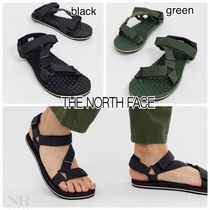 THE NORTH FACE Street Style Plain Sport Sandals Sports Sandals