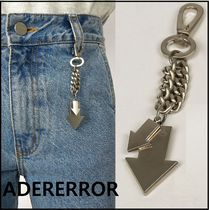 ADERERROR Unisex Street Style Keychains & Bag Charms
