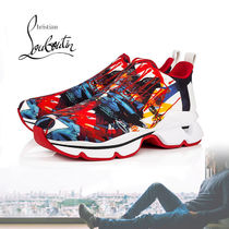 Christian Louboutin Street Style Sneakers