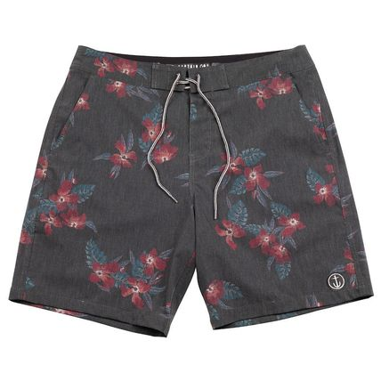 Flower Patterns Beachwear
