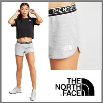 THE NORTH FACE Short Casual Style Street Style Cotton Denim & Cotton Shorts