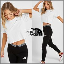 THE NORTH FACE Street Style Cotton Leggings Pants