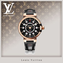Louis Vuitton Unisex Street Style Analog Watches