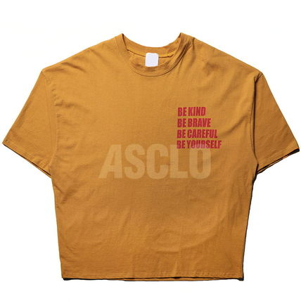 ASCLO More T-Shirts Unisex Cotton Short Sleeves T-Shirts 18
