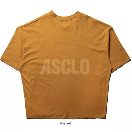 ASCLO More T-Shirts Unisex Cotton Short Sleeves T-Shirts 19