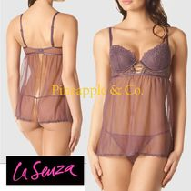 La Senza Plain Lace Slips & Camisoles