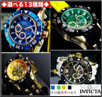 INVICTA Unisex Street Style Divers Watches Analog Watches