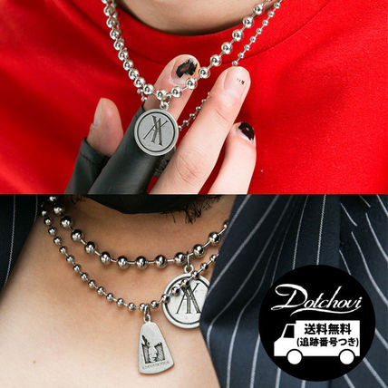 Casual Style Unisex Coin Street Style Necklaces & Pendants