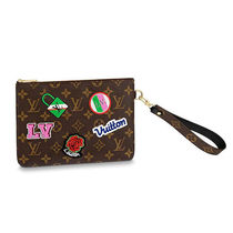 Louis Vuitton Monogram Canvas Pouches & Cosmetic Bags