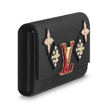 Louis Vuitton CAPUCINES Leather Long Wallets