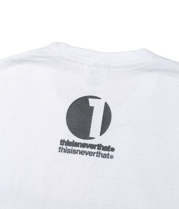 thisisneverthat More T-Shirts Unisex Street Style Cotton T-Shirts 2