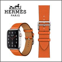 HERMES Unisex Street Style Watches Watches