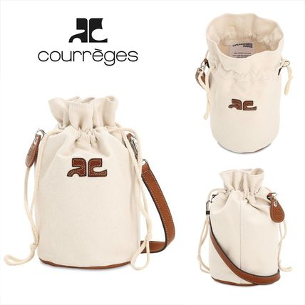 Casual Style Canvas 2WAY Purses Shoulder Bags