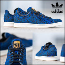 adidas STAN SMITH Leopard Patterns Casual Style Street Style