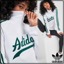adidas Casual Style Unisex Street Style Plain Outerwear