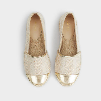 PARFOIS More Flats Casual Style Blended Fabrics Flats 4