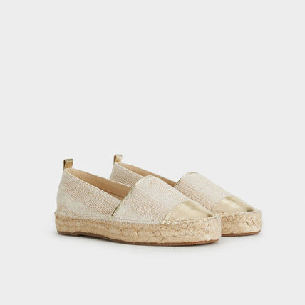 PARFOIS More Flats Casual Style Blended Fabrics Flats 5