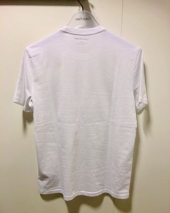 Calvin Klein More T-Shirts Street Style Short Sleeves T-Shirts 5