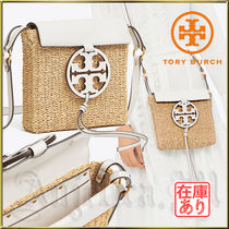 Tory Burch Straw Bags